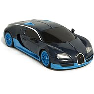 Hamleys Bugatti Veyron modrý - RC model