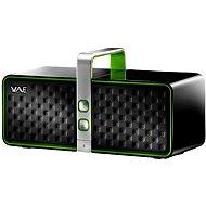 HERCULES BTP03-bg černo/zelený - Bluetooth reproduktor