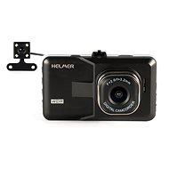 Helmer Carcam Dual HD 2017 - Záznamová kamera do auta