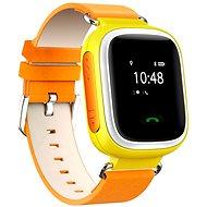 Helmer LK 702 žluté - Dětské hodinky