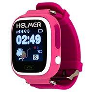 Helmer LK 703 růžové - Dětské hodinky