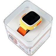 Helmer LK 703 žluté - Dětské hodinky