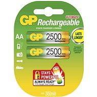 GP Batteries AA NiMH 2450mAh 2 pcs