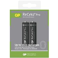 GP ReCyko Pro HR6 (AA) 2000mA 2pcs - Batteries