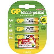 GP HR6 (AA), 4 ks v blistry