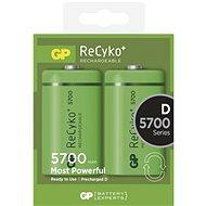 GP ReCyko HR20 (D) 5700mAh 2ks - Akumulátory