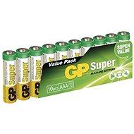 GP Super LR03 (AAA) 10ks v blistru - Baterie