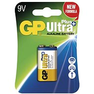 GP Ultra 6LF22 (9V) 1ks v blistru