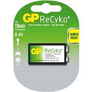 GP ReCyko + 9V, 150mAh, Ni-MH, 1 Stück
