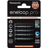 Panasonic eneloop pro AAA NiMh 900mAh 4ks - Akumulátory