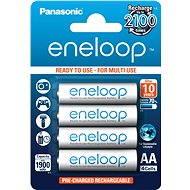 Panasonic eneloop AA 1900mAh 4 pcs