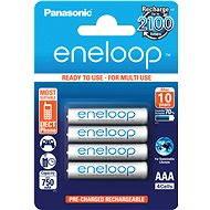 Panasonic eneloop AAA 750mAh 4ks - Akumulátory