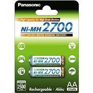 Panasonic eneloop NiMH AA 2700mAh 2ks
