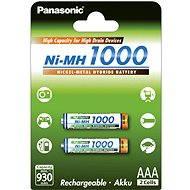 Panasonic NiMH AAA 930mAh eneloop 2pc - Akumulatoren