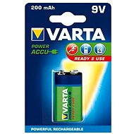 Varta Accu Power 9V Ready2Use NiMH 200 mAh, 1ks