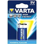 VARTA High Energy 9V block 6 LR 61