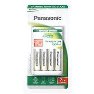 Panasonic BQ-CC17 + 4x AA 1900mAh - Töltő