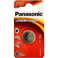 Panasonic CR2025 - Akkumulátor