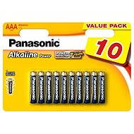 Panasonic AAA Alkaline Power LR03 10pcs