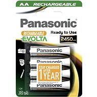 Panasonic Ready to Use EVOLTA AA HHR-3XXE/4BC 2450 mAh