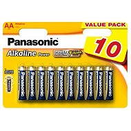 Panasonic AA Alkaline Power LR6 10ks - Batéria