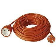 Emos Extension cable 20m, orange