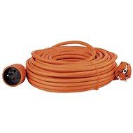 Emos Verlängerungskabel 25m, orange - Kabel