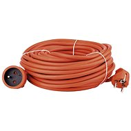 Emos Extension Cable 30m (orange) - Cable