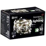 Emos 100 LED Weihnachten NANO WIRE - Weihnachtsbeleuchtung