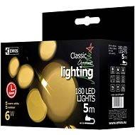 Emos 180 LED Weihnachten CLAS NET - Weihnachtsbeleuchtung