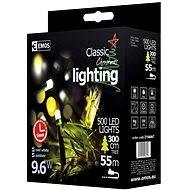 Emos 500 LED Xmas CLAS TIMER - Vánoční osvětlení