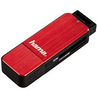 Hama USB 3.0 red - Card Reader