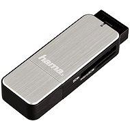 Hama USB 3.0 strieborná