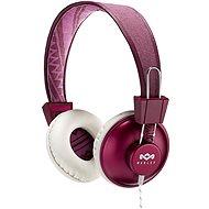 House of Marley Positive Vibration - purple - Sluchátka