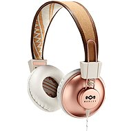 House of Marley Positive Vibration - copper - Sluchátka