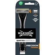 Wilkinson Quattro Titanium Precision + 1 náhradní hlavice