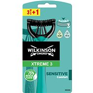 WILKINSON Xtreme3 Sensitive (3+1 ks)