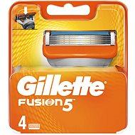 Gillette Fusion 4 Stück Ersatzköpfe