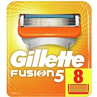 Gillette Fusion 8 pieces of spare heads