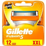 Gillette Fusion 12pcs, spare heads