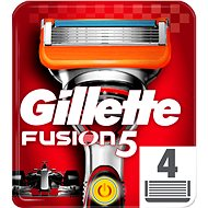 Gillette Fusion Power 4 pieces of spare heads