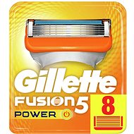 Gillette Fusion Power 8 pieces of spare heads