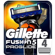 Gillette Fusion ProGlide Manual - 4 pieces of spare heads