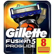 Gillette Fusion ProGlide Manual 8 pieces of spare heads