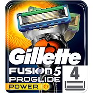 Gillette Fusion ProGlide Power 4 pieces of spare heads