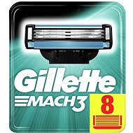 Gillette Mach3 8 pieces of spare heads