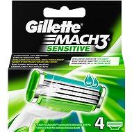 Gillette Mach3 Sensitive - 4 Stück Ersatzköpfe