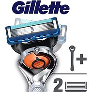 Gillette ProGlide Flexball Silver + 2pc head