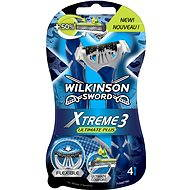 WILKINSON Xtreme3 Ultimate Plus (4 ks)