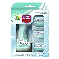 Wilkinson Intuition Naturals Sensitive 4 + shaver head FREE